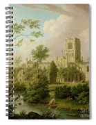 Kirkstall Abbey - Yorkshire Spiral Notebook