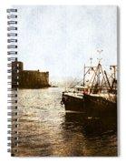 Kisimul Castle Scotland Spiral Notebook