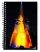 Kiss A Rainbow Spiral Notebook