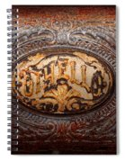 Kitchen - Oven - Careful It's Hot Spiral Notebook
