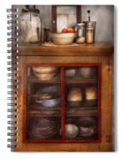 Kitchen - The Cooling Cabinet Spiral Notebook