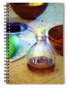 Kitchen Americana Spiral Notebook