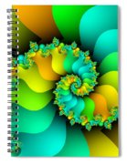 Kitchen Garden Spiral Notebook