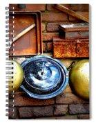 Kitchen Still Life Spiral Notebook