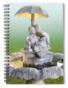 Kitsch Kiss Spiral Notebook