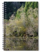 Klamath Pond Spiral Notebook