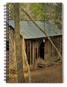 Klepzig Mill 3 Spiral Notebook