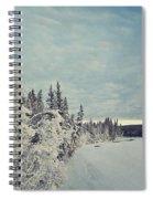 Klondikeriver Spiral Notebook