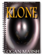 Klone Book Cover Spiral Notebook