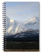 Kluane National Park, Yukon Spiral Notebook