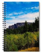 Klutchman Rock  Spiral Notebook