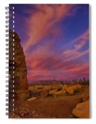 Knapp's Castle Spiral Notebook