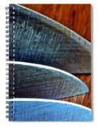 Knives Spiral Notebook