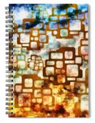 Knowledge Is Not Wisdom 1 Spiral Notebook