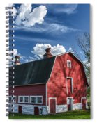 Knox Barn 13829c Spiral Notebook