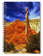 Kodachrome National Park Spire Spiral Notebook