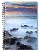 Koloa Dawning Spiral Notebook