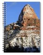 Kolob Canyon Utah Spiral Notebook