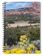 Kolob Terrace Red Buttes Spiral Notebook