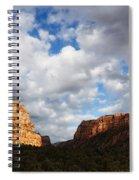 Kolob Terrace Road 1 Spiral Notebook