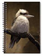Kooky The Kookaburra Spiral Notebook