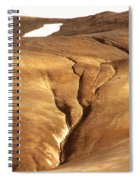 Krafla Spiral Notebook