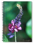 Kudzu Spiral Notebook