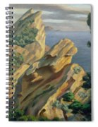 La Ciotat Near Marseilles Spiral Notebook