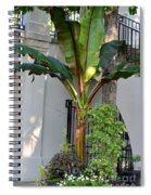 La Hacienda Spiral Notebook