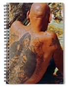 La Ink Man Spiral Notebook