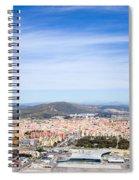 La Linea De La Concepcion In Spain Spiral Notebook