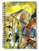 La Provence 27 Spiral Notebook