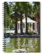 La Quinta Park Summer Spiral Notebook