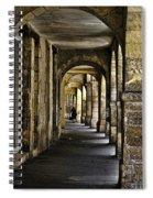 La Rochelle Sidewalk Spiral Notebook