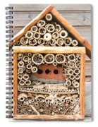 Lacewig House Spiral Notebook