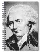 Laclos (1741-1803) Spiral Notebook