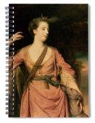 Lady Dawson Spiral Notebook