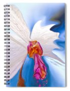 Lady Orchid Spiral Notebook