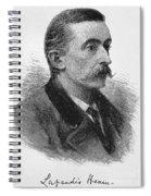 Lafcadio Hearn (1850-1904) Spiral Notebook