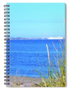 Lagoon Spiral Notebook
