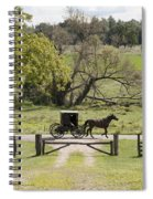Lagrange Spiral Notebook