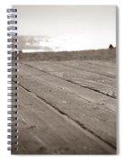 Laguna Beach Walk Spiral Notebook