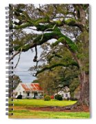 Laid Back Louisiana Spiral Notebook