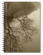 Lake Agawam Spiral Notebook