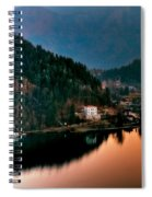 Lake Bled. Slovenia Spiral Notebook