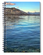 Lake Cowichan Bc Spiral Notebook
