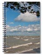 Lake Erie Storm 2371 Spiral Notebook