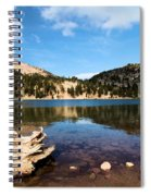 Lake Helen Reflections Spiral Notebook