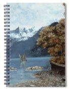 Lake Leman Spiral Notebook