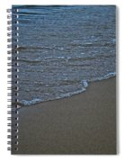 Lake Michigan Beach Spiral Notebook